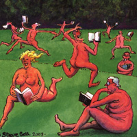 Dogging activities with apologies to Steve Bell