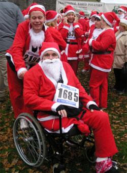 Santa Run 2004